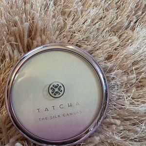Tatcha Makeup - Tatcha silk canvas